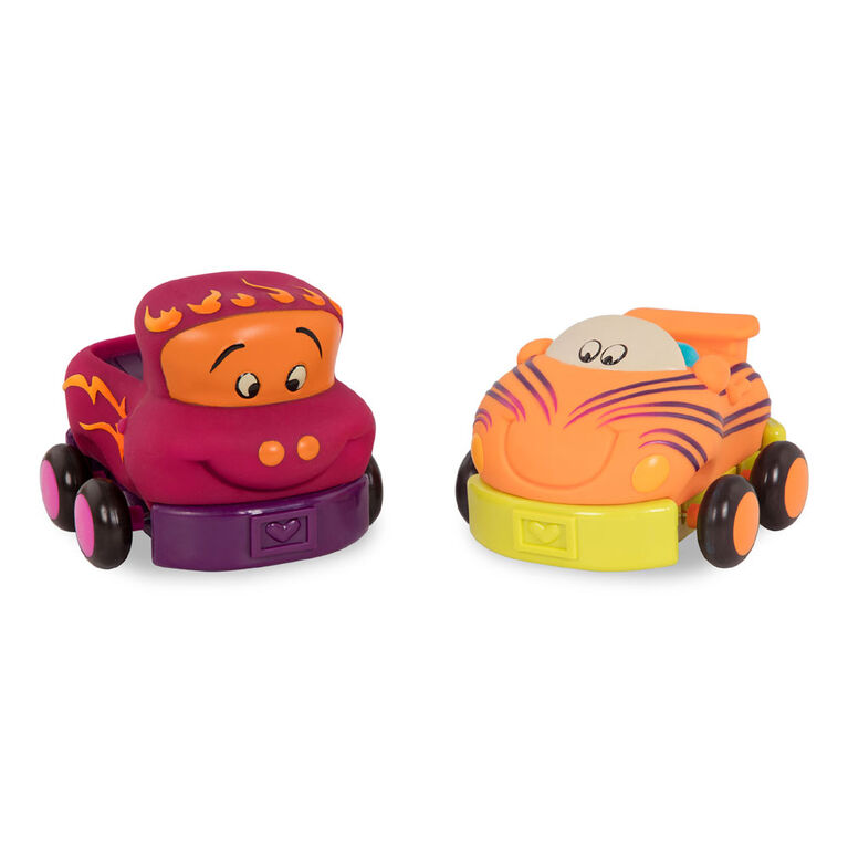 B. Toys Wheeee-Ls!, Pull-Back Toy Vehicles
