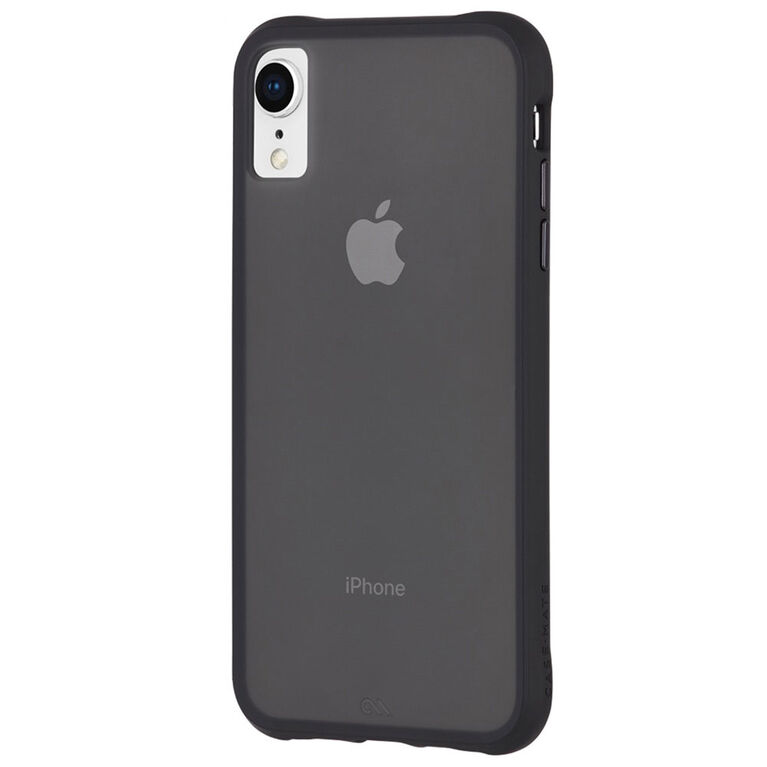 Case-Mate Tough Case iPhone XR Matte Black