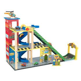 KidKraft - Mega Ramp Racing Set