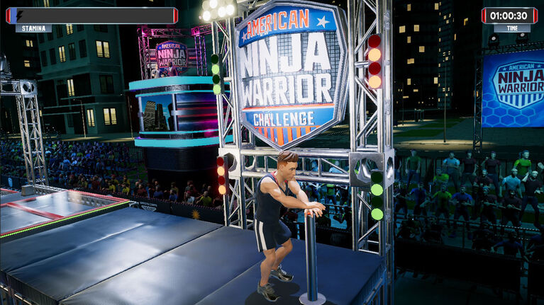 PlayStation 4 American Ninja Warrior