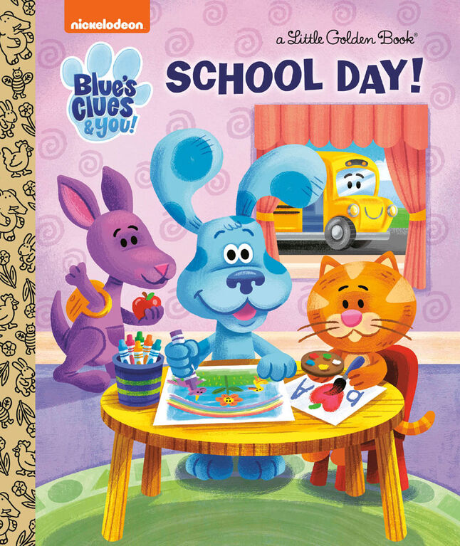 School Day! (Blue's Clues & You) - Édition anglaise