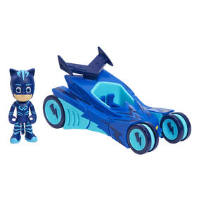 PJ Masks Catboy & Cat-Car - English Edition