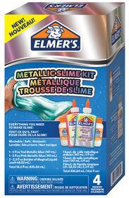 Elmers Metallic Slime Kit
