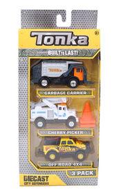 Tonka Diecast 3pk - Urban