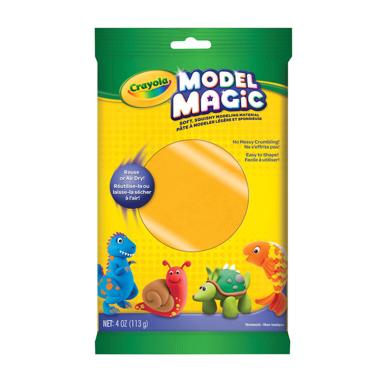Yellow Model Magic Pack