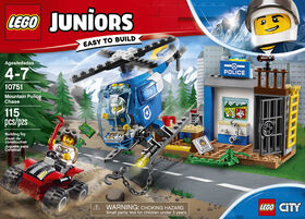 LEGO Juniors Mountain Police Chase 10751