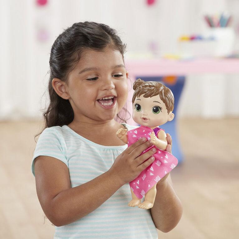Baby Alive Splash 'n Snuggle Baby Doll - R Exclusive