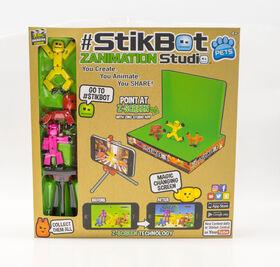 Stikbot Pets Studio Pro