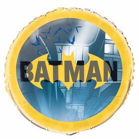 "Ballon aluminium rond, 18 "" - Batman"