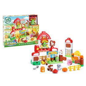 LeapFrog® LeapBuilders® Food Fun Family Farm - French Edition