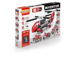 Engino - Inventor 90 Models Motorized Set