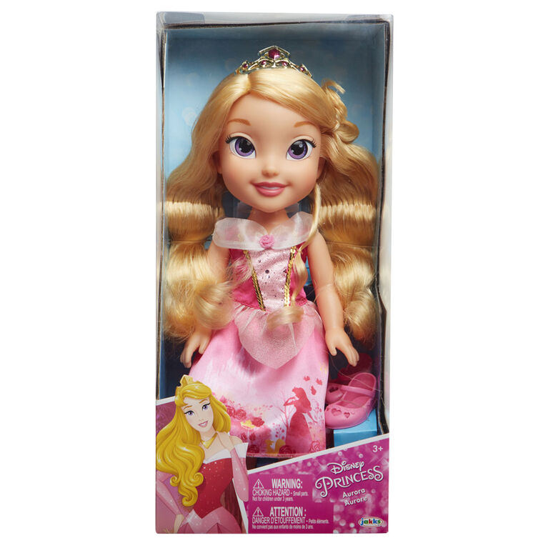 Disney Princess Explore Your World Aurora Doll Large Toddler