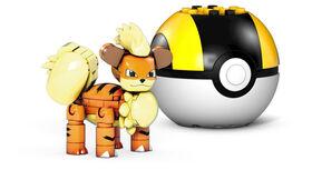 Mega Construx Pokémon Growlithe