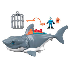 Fisher-Price Imaginext Mega Bite Shark