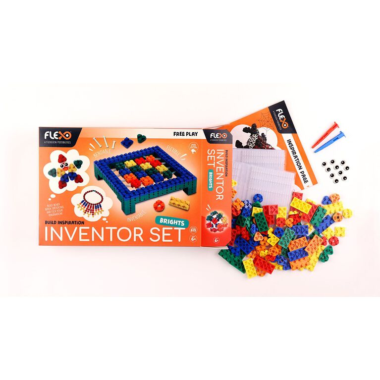 Flexo: Inventor Set - Brights