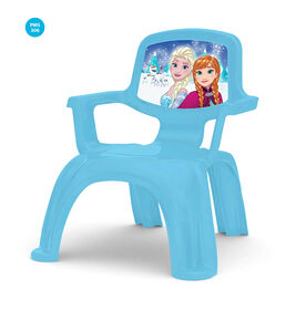 Frozen Resin Chair