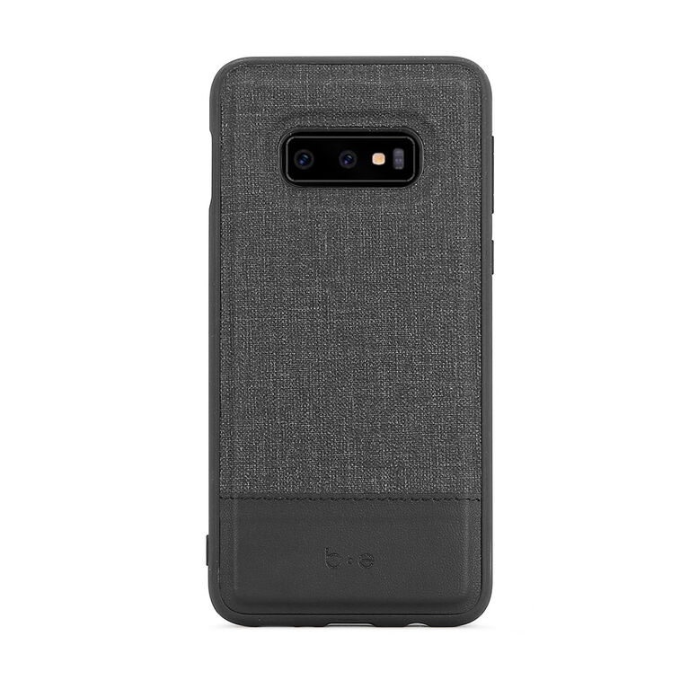 Blu Element 2 in 1 Folio Galaxy S10e Black/Black
