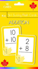 K-2 Skill Building - Addition - Édition anglaise