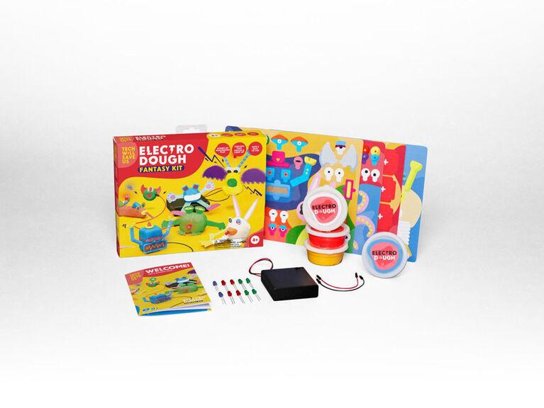 Kit Fantaisie Electro Dough - Édition anglaise