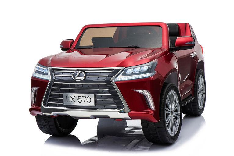 Lexus LX570 12V Red