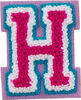 Patches: Decorative Letter - H