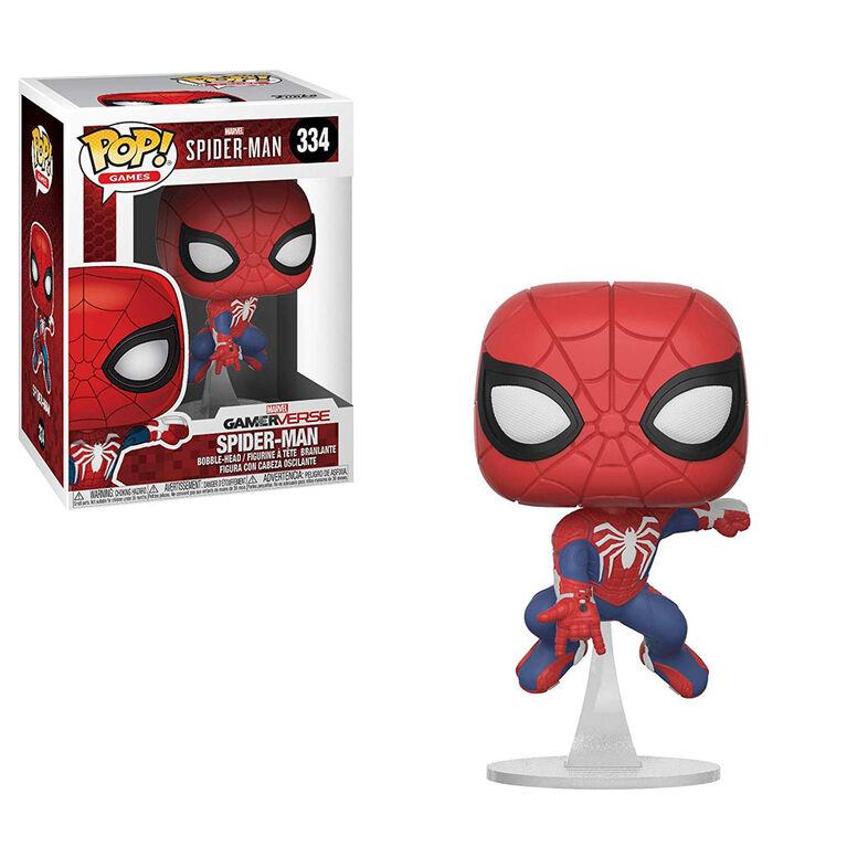 Funko POP! Marvel: Gamerverse - Spider-Man Vinyl Figure