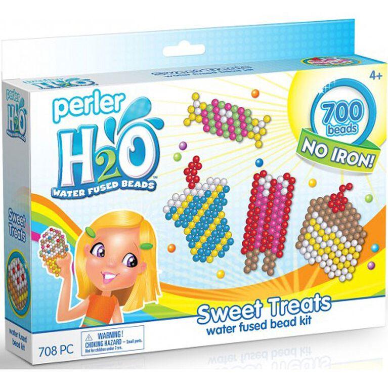 H2O Treat Activity Box