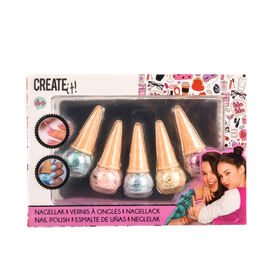 CREATE IT! Nail Polish Ice cream Giftbox 5-Pack