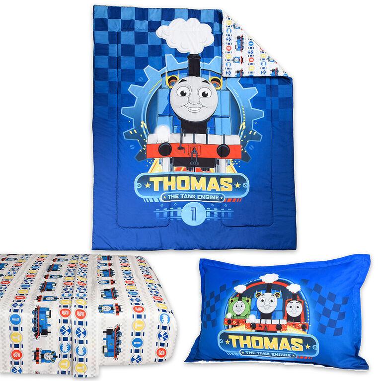 Ensemble De Draps Pour Enfant 3 Pièces - Thomas