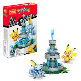 Mega Construx Pokémon Pikachu Vs. Sobbel