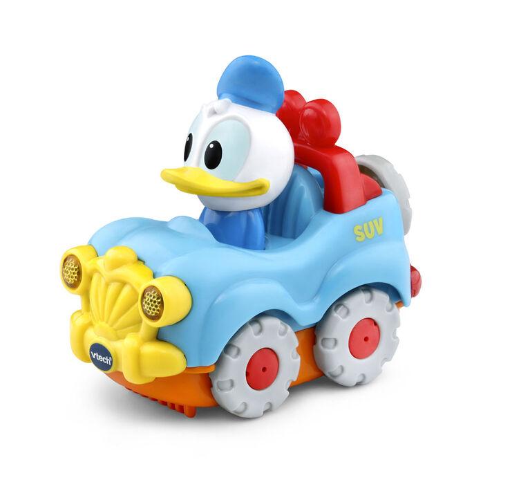 Vtech Go! Go! Smart Wheels - Disney Donald SUV - English Edition