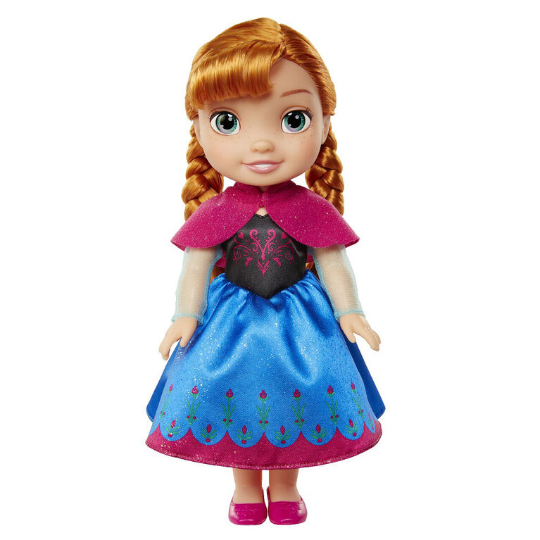 Disney - Basic Frozen Toddlers - Frozen Toddler Anna