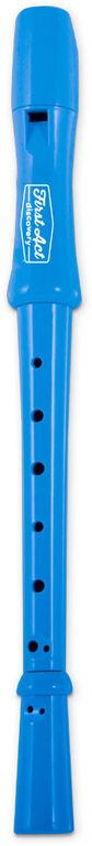 Apprenez et jouez Recorder Bleu