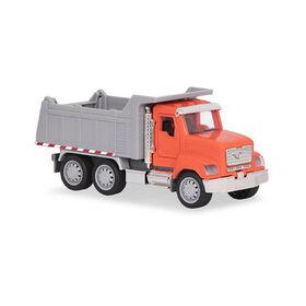 Camion-Benne, Driven, Camion à benne avec lumières et sons