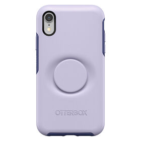 Otterbox Otter+Pop Symmetry iPhone XR Lilac Dusk