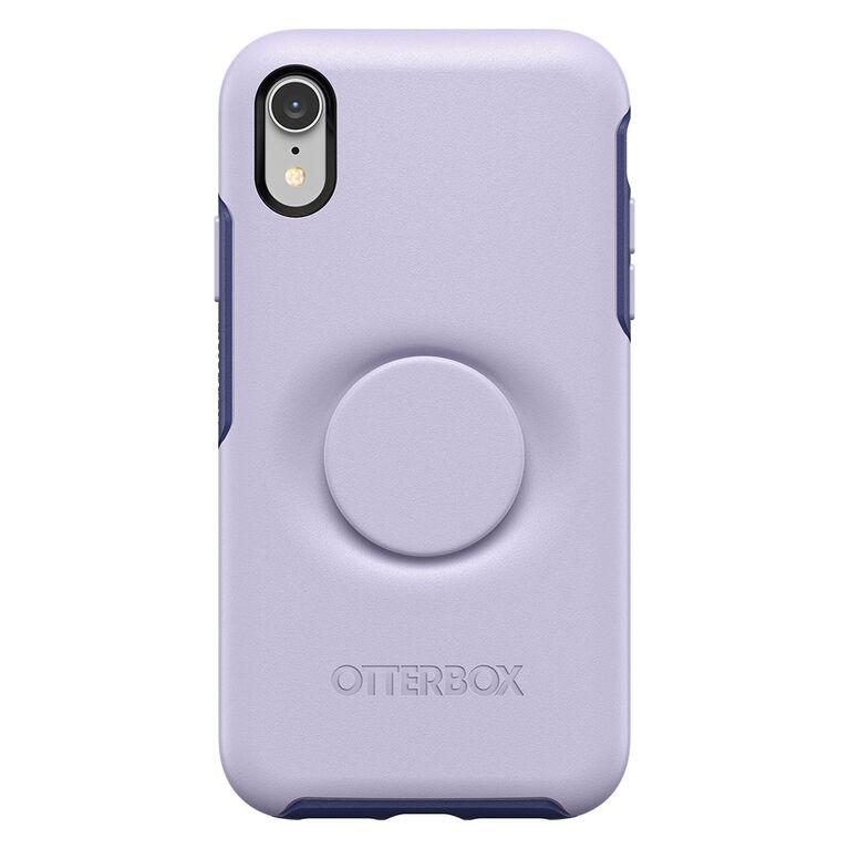 Otterbox Otter+Etui Pop Symmetry PopTop Lilac Dusk pour iPhone XR