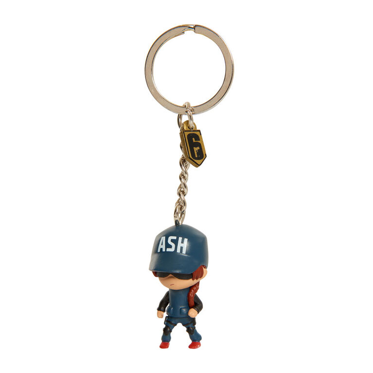 Ubisoft Six Collection Keychain - Ash