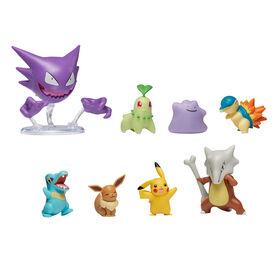 Pokémon Battle Figure Multipack (8-Pack)
