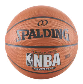 Ballon de basketball NBA SGT Neverflat Hexagrip