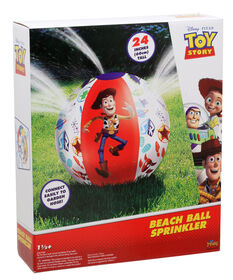 Toy Story Ballon de plage arroseur.