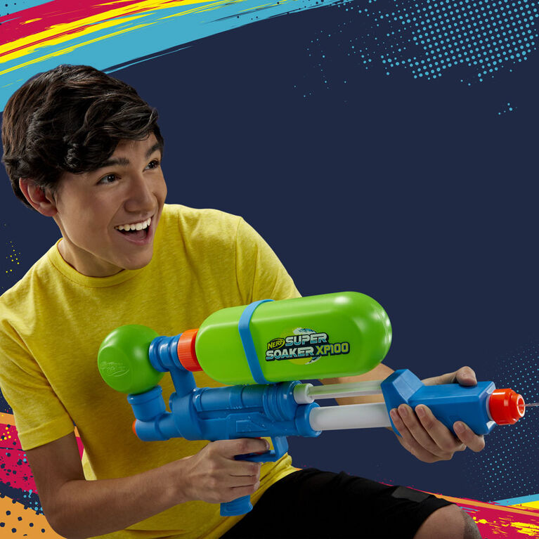 Nerf Super Soaker XP100 Water Blaster  - R Exclusive