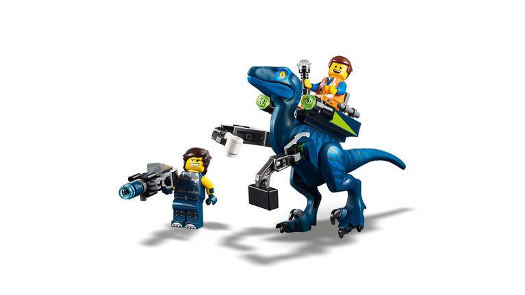 LEGO The LEGO Movie 2 Rex's Rex-treme Offroader! 70826