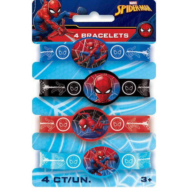 Spider-Man Bracelets, 4un