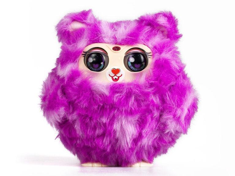 Tiny Furries: Maman Duveteuse - Chat Rose