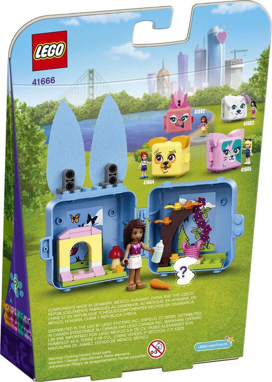 LEGO Friends Andrea's Bunny Cube 41666