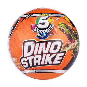 5 Surprise Dino Strike Mystery à collectionner par ZURU