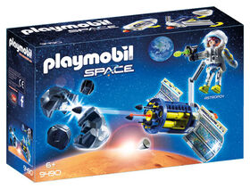 Playmobil - Satellite Meteoroid Laser
