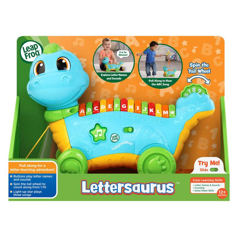 LeapFrog Lettersaurus - Édition anglaise