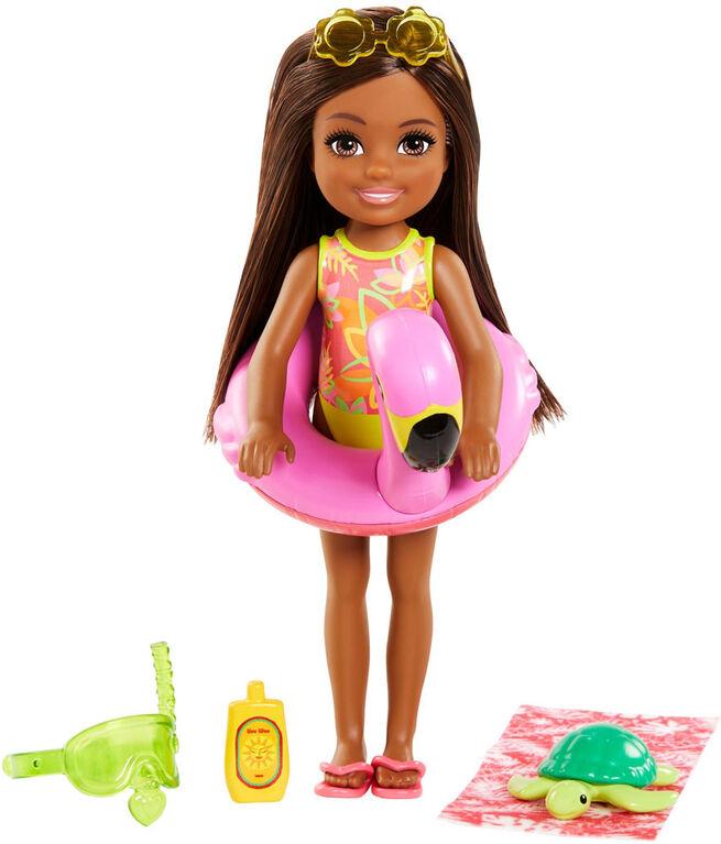 Barbie et Chelsea - L'Anniversaire perdu - Poupée, animal, accessoires