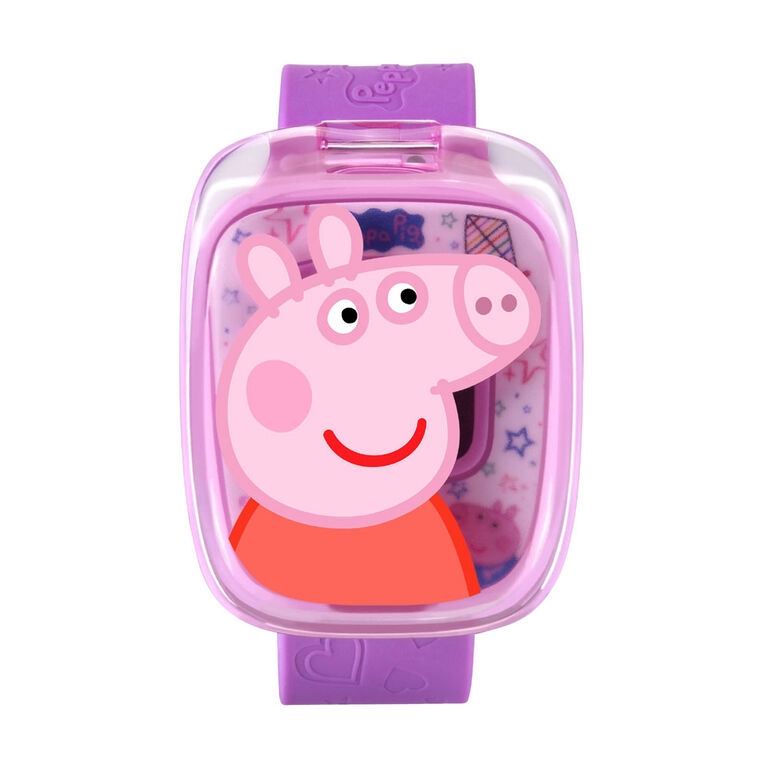 VTech Peppa Pig Learning Watch - Édition anglaise
